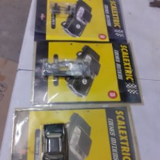 Scalextric: SACALEXTRIC MERCEDES 250 ALTAYA COCHES MITICOS. Lote 182886548