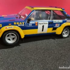 Scalextric: FIAT 131 ABARTH. Lote 183259107