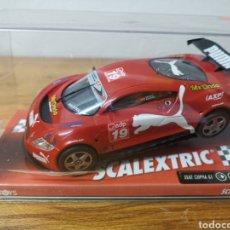Scalextric: COCHE SCALEXTRIC DE TECNITOYS SEAT CUPRA GT PUMA, Nº19 REF. 6199 VALERO. Lote 183379987