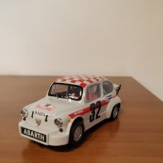 Scalextric: FIAT ABARTH 1000. Lote 183391178