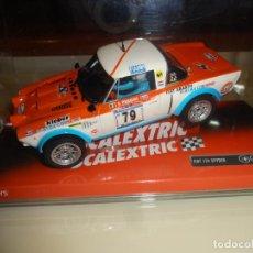 Scalextric: SCALEXTRIC. FIAT 124 SPYDER. REF. 6377. Lote 183440096