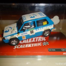 Scalextric: SCALEXTRIC. SEAT PANDA PONCE. REF. A10077S300. Lote 183440168