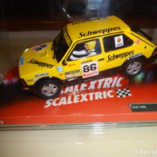 Scalextric: SCALEXTRIC. SEAT FURA SCHWEPPES. REF. A10074S300. Lote 183440281