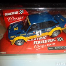 Scalextric: SCALEXTRIC. SEAT 131 ABARTH. REF. 6297. Lote 183441096
