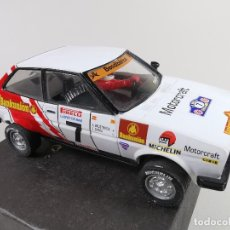 Scalextric: SCALEXTRIC ---------------------------------FORD FIESTA------------------------------- REF-CV. Lote 183614583