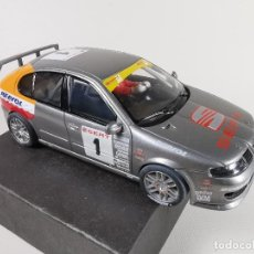 Scalextric: SCALEXTRIC -----------------------------------SEAT LEON-------------------------------------- REF-CV. Lote 183632311