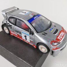 Scalextric: SCALEXTRIC -------------------------------------PEUGEOT 206---------------------------------- REF-CV. Lote 183633265
