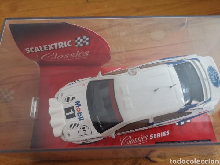 Scalextric: Coche scalextric de Tecnitoys Ford Escort RS Cosworth ref. 6258 nº7 - Foto 2 - 183684586