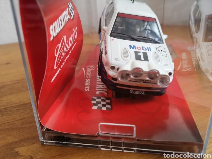 Scalextric: Coche scalextric de Tecnitoys Ford Escort RS Cosworth ref. 6258 nº7 - Foto 3 - 183684586