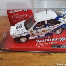 Scalextric: COCHE SCALEXTRIC DE TECNITOYS FORD ESCORT RS COSWORTH REF. 6258 Nº7. Lote 183684586