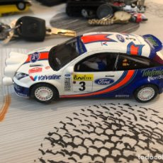 Scalextric: SCALEXTIC FORD FOCUS WRS. Lote 183775305
