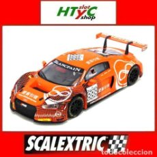 Scalextric: SCALEXTRIC AUDI R8 LMS GT3 #888 CAR COLLECTION MOTORSPORT BLANCPAIN 2018 STIPPLER SCX U10279S300. Lote 183824941