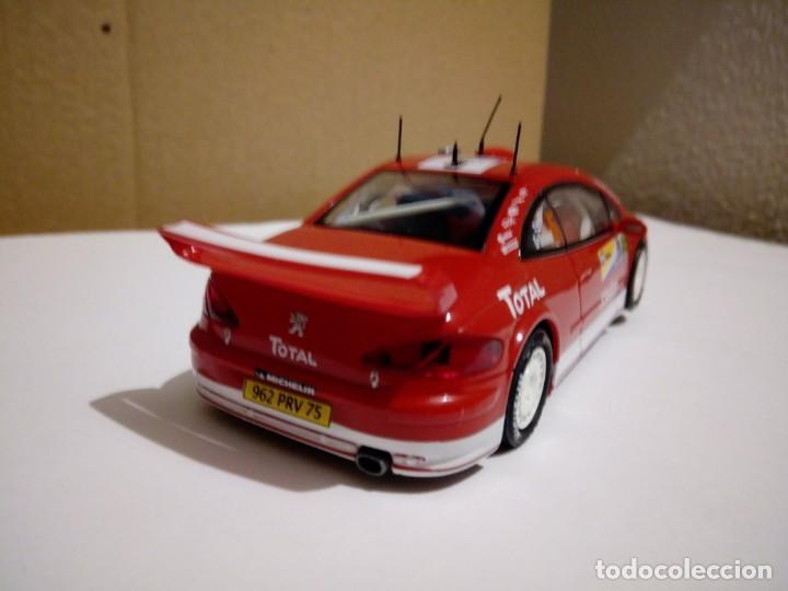 Scalextric: SCALEXTRIC 6161 PEUGEOT 307 WRC Grönholm - Foto 4 - 183847865