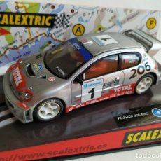Scalextric: PEUGEOT 206. Lote 184008676