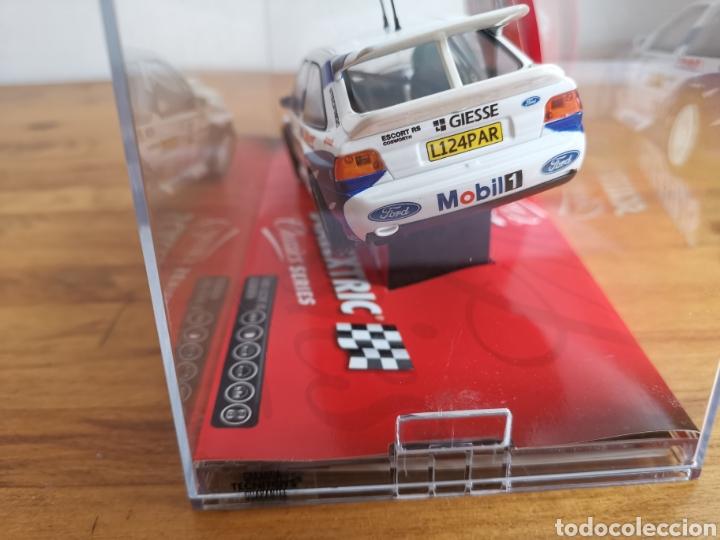 Scalextric: Coche scalextric de Tecnitoys Ford Escort RS Cosworth ref. 6258 nº7 - Foto 4 - 184032083