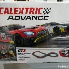 Scalextric: CIRCUITO GT3 ADVANCE EL SISTEMA MAS AVANZADO DE SCALEXTRIC. Lote 243296705