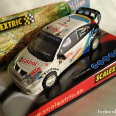 Scalextric: FORD FOCUS WRC. Lote 184716132