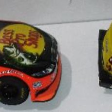 Scalextric: SCALEXTRIC TECNITOYS AUDI TT + CHEVROLET IMPALA SS NASCAR. Lote 184728782