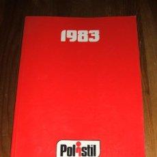 Scalextric: CATALOGO JUGUETES POLISTIL AÑO 1983. Lote 184750312