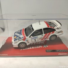 Scalextric: SCALEXTRIC FORD SIERRA COSWORTH MACRAE SCX REF. 6483 TECNITOYS. Lote 184904628