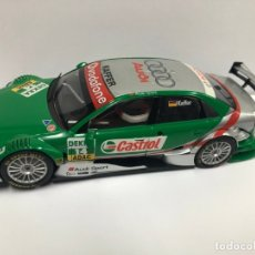 Scalextric: COCHE SLOT AUDI A4 DTM SCALEXTRIC. Lote 184911315