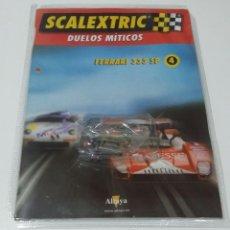 Scalextric: SCALEXTRIC FERRARI 333 SP MOTOR TECNITOYS RX-41 NUEVO SIN USAR EN SU ENVOLTORIO ORIGINAL. Lote 185738570
