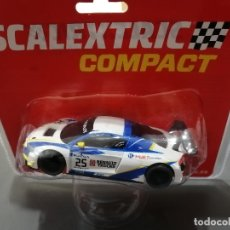 Scalextric: C10273S300 - AUDI R8 LMS GT3 HUET DE SCALEXTRIC COMPACT. Lote 185759462