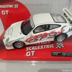 Scalextric: SCALEXTRIC PORSCHE 911 GT3 CUP. Lote 186045685