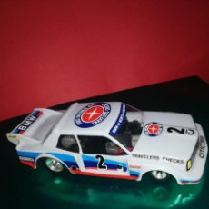 Scalextric: BMW SRS CITYCORPS . Lote 186347957
