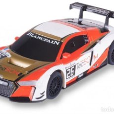 Scalextric: SCALEXTRIC COMPACT AUDI R8 LMS GT3 #26 TECSOM SCX C10272S300. Lote 186352107
