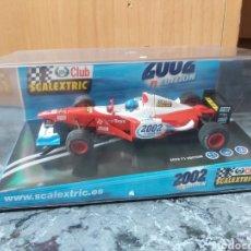 Scalextric: ARROWS F1 CLUB SCALEXTRIC 2002 EN CAJA. Lote 187192321
