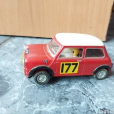 Scalextric: MINI COOPER SCALEXTRIC. Lote 187193176