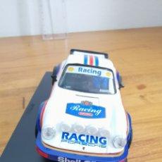 Scalextric: COCHE SCALEXTRIC DE TECNITOYS PORSCHE 911 1984 LOMBARD RALLY 2003.. Lote 187399612