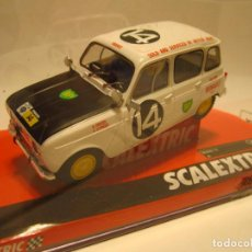 Scalextric: RENAULT 4L EAST AFRICAN SCALEXTRIC NUEVO. Lote 189232582