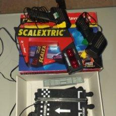 Scalextric: SCALEXTIC- CUENTA VUELTAS - VER LAS FOTOS. Lote 189298732