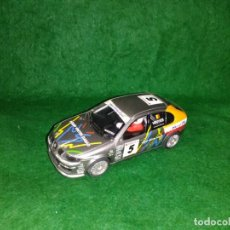 Scalextric: LOTE OFERTA COCHE SLOT CAR - SCALEXTRIC - SEAT LEON - RALLYE VINYES. Lote 189522802