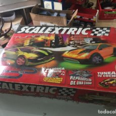 Scalextric: SCALEXTRIC - TUNING SERIES - CIRCUITO COMPLETO. Lote 189549111
