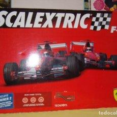 Scalextric: SCALEXTRIC C3 F-1 DE TECNOTOYS, REF 8072, NUEVO SIN ABRIR, PRECINTADO. Lote 189612915