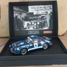 Scalextric: SCALEXTRICPASSION SP034 PORSCHE 911 CARRERA. Lote 178274095