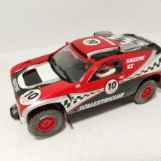 Scalextric: SCALEXTRIC VOLKSWAGEN TOUAREG CLUB SCALEXTRIC 2010 TECNITOYS. Lote 190174653