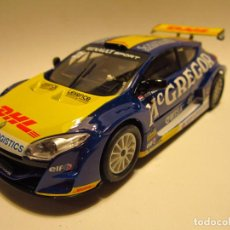 Scalextric: RENAULT MEGANE TROPHY SCALEXTRIC NUEVO. Lote 190400365