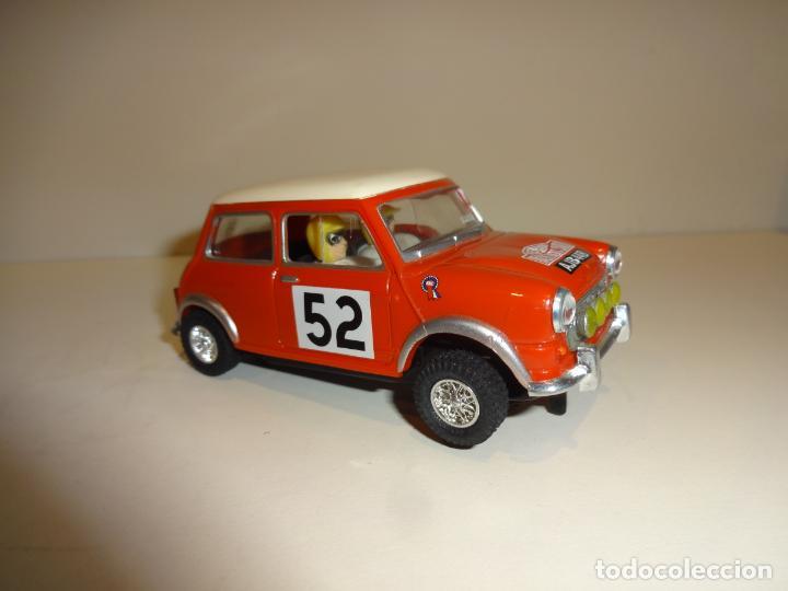Scalextric: Scalextric. Mini cooper. Rally Montecarlo - Foto 2 - 190577111