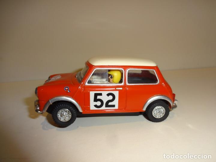 Scalextric: Scalextric. Mini cooper. Rally Montecarlo - Foto 3 - 190577111