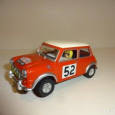 Scalextric: SCALEXTRIC. MINI COOPER. RALLY MONTECARLO. Lote 190577111