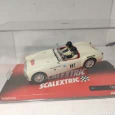 Scalextric: SCALEXTRIC MG A MONTECARLO SCX REF. A10032S300. Lote 191010696