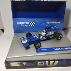 Scalextric: SCALEXTRIC TYRRELL 001 F1 VINTAGE SCX TECNITOYS REF. 6178. Lote 191027368