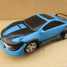 Scalextric: SCALEXTRIC COMPACT NISSAN TUNING ESCALA 1/43 CON LUCES EN CHASIS USADO. Lote 191130481