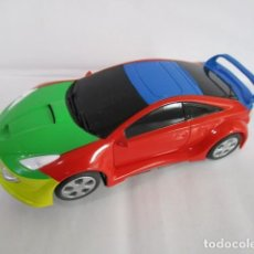 Scalextric: SCALEXTRIC COMPACT NISSAN TUNING ESCALA 1/43 CON LUCES EN CHASIS NUEVO. Lote 191130487