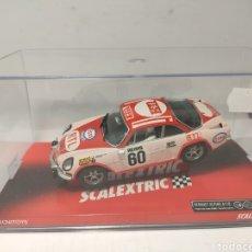 Scalextric: SCALEXTRIC RENAULT ALPINE A110 MONTECARLO SCX TECNITOYS. Lote 191276040