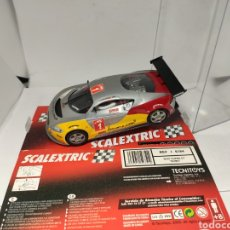 Scalextric: SCALEXTRIC SEAT CUPRA GT DOMO SCX REF. 6184. Lote 192148176